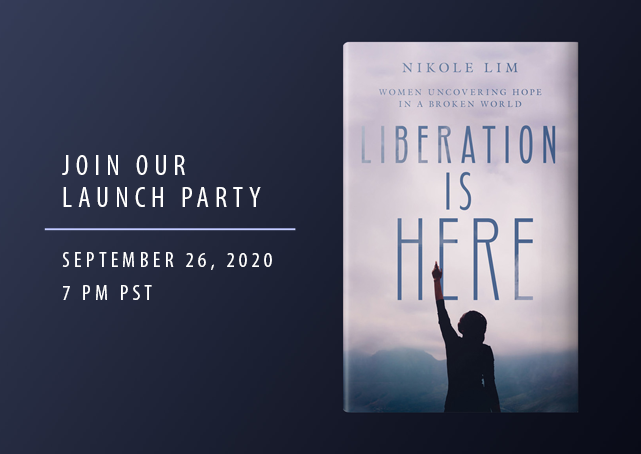 Nikole Lim Liberation is Here book
